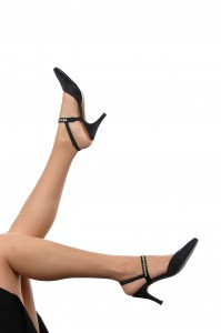 Legs and High heals